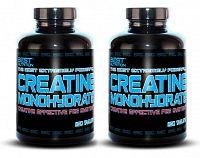 1+1 Zadarmo: Creatine Monohydrate Peg System - Best Nutrition 250 tbl + 250 tbl