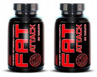 1+1 Zadarmo: Fat Attack - Best Nutrition 90 tbl. + 90 tbl.