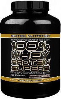 100% Whey Super B - Scitec Nutrition Vanilla 2160g