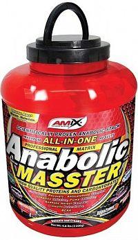 Anabolic Masster - Amix Jahoda 50g
