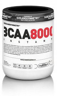 BCAA 8000 Instant Powder – SizeAndSymmetry Nutrition Malina 300g