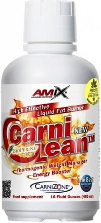 Carni Lean Liquid - Amix Limetka 480 ml