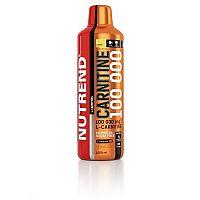 CARNITINE 100 000-Nutrend Citrón 1000 ml.