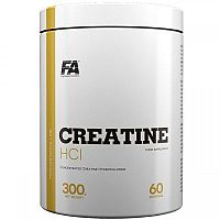 Creatine HCL - Fitness Authority Naturál 300g