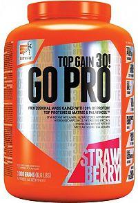 Gainer GO PRO 30 - Extrifit Jahoda 3000g