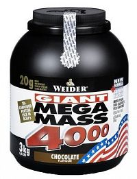 Giant Mega Mass - Weider Jahoda 3000g
