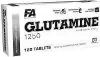 Glutamine 1250 - Fitness Authority 120 tbl