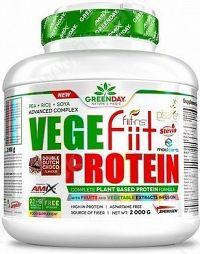 GreenDay Vegefiit Protein - Amix Čokoláda & Karamel 720g