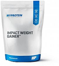Impact Weight Gainer - MyProtein Vanilka 2500g