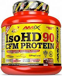 IsoHD 90 CFM Protein - Amix Dvojitá čokoláda 1800g