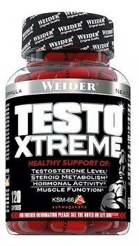 Testo Xtreme - Weider 120 tbl