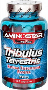 Tribulus Teristris - Aminostar 120 tbl.