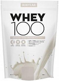 Whey Protein 100 - Bodylab Vanilka 1000g