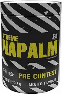 Xtreme Napalm Pre-Contest - Fitness Authority Exotic 500g