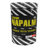 Xtreme Napalm Vitargo - Fitness Authority Višňa-Jablko 500g