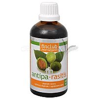 Antipa - rasitis s obsahom alkoholu, 100ml
