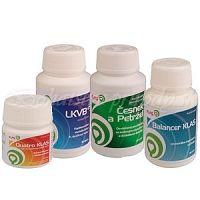Balíček na vysoký tlak, srdce a cholesterol