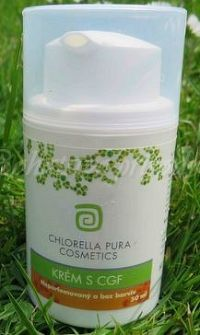 Chlorella Regeneračný krém 50 ml