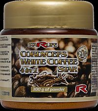 CORDYCEPS WHITE COFFEE STAR 300g
