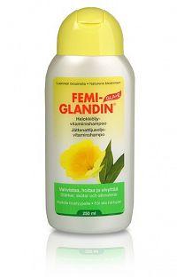 Femiglandin GLA + E šampón