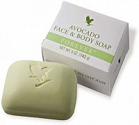 Forever Avocado Face&Body Soap