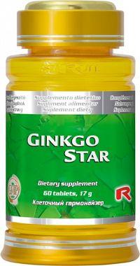 Ginkgo Star