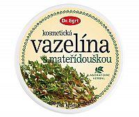 Kozmetická vazelína - materina dúška