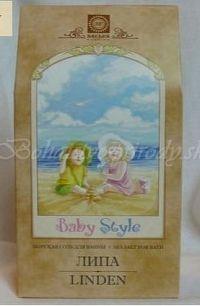 Morská soľ BABY STYLE - lipa, 450g