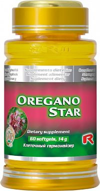 Oregano Star