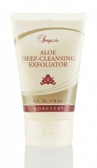 Sonya Aloe Deep Cleansing Exfoliator