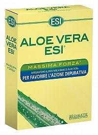 Tablety z čistej šťavy Aloe Vera, 30 ks