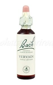 Vervain - Železník lekársky 20 ml - bachove kvapky