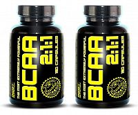 1+1 Zadarmo: BCAA 2:1:1 od Best Nutrition 250 kaps. + 250 kaps.