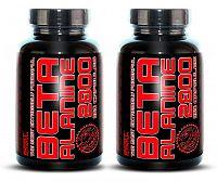1+1 Zadarmo: Beta Alanine od Best Nutrition 120 kaps. + 120 kaps.