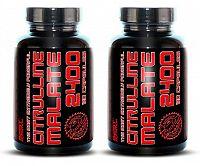 1+1 Zadarmo: Citrulline Malate od Best Nutrition 250 kaps. + 250 kaps.