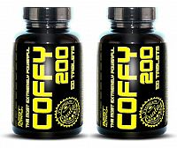 1+1 Zadarmo: Coffy 200 od Best Nutrition 100 kaps. + 100 kaps.