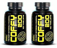 1+1 Zadarmo: Coffy 200 od Best Nutrition 100 kaps. + 100 kaps.