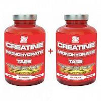 1+1 Zadarmo: Creatine Monohydrate tabletový - ATP Nutrition 300 tabl. + 300 tabl.