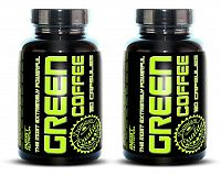 1+1 Zadarmo: Green Coffee od Best Nutrition 120 kaps. + 120 kaps.