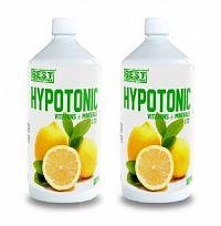 1+1 Zadarmo: Hypotonic Sport Drink od Best Nutrition 1000ml+1000ml Pomaranč