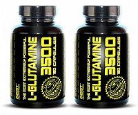 1+1 Zadarmo: L-Glutamine od Best Nutrition 250 kaps. + 250 kaps.