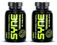 1+1 Zadarmo: Syne Thermogenic Fat Burner od Best Nutrition 90 tbl. + 90 tbl.