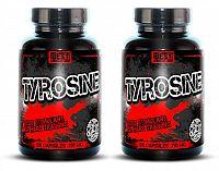 1+1 Zadarmo: Tyrosine od Best Nutrition 250 kaps. + 250 kaps.