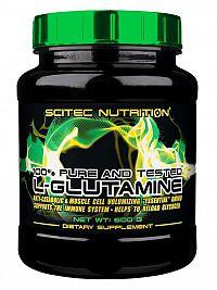 100% Pure L-Glutamine - Scitec Nutrition 600 g