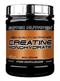 100% Ultrapure Creatine - Scitec Nutrition 500 g Ultrapure