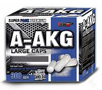 A-AKG od Vision Nutrition 100 kaps.