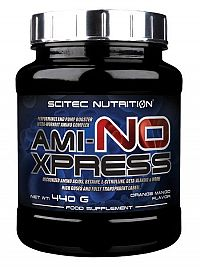 Ami-NO Xpress od Scitec Nutrition 440 g Orange+Mango