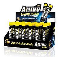 Amino Liquid 9500 ampulky - All Stars 18 ks/25ml Čierne ríbezle