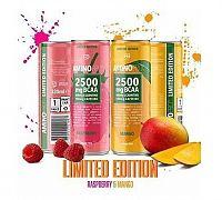 Amino Pro 2500 mg BCAA Drink - FCB Sweden 330 ml. Candy Peach