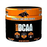 Basic Line BCAA - Amarok Nutrition 300 g Orange & Peach